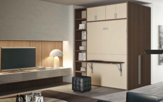 Letto A Scomparsa Con Divano E Armadio : Letti a scomparsa e soluzioni per piccoli spazi mobili a scomparsa